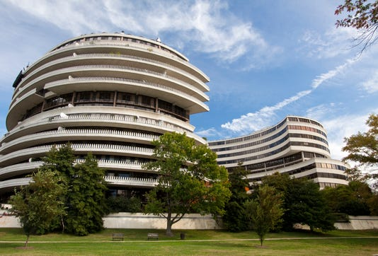 Watergate Hotel Washington Dc