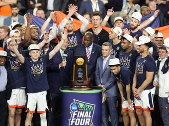 SportsPulse: Now that March Madness is over we look ahead to the top 25 teams in the country heading into the 2019-20 college basketball season.
