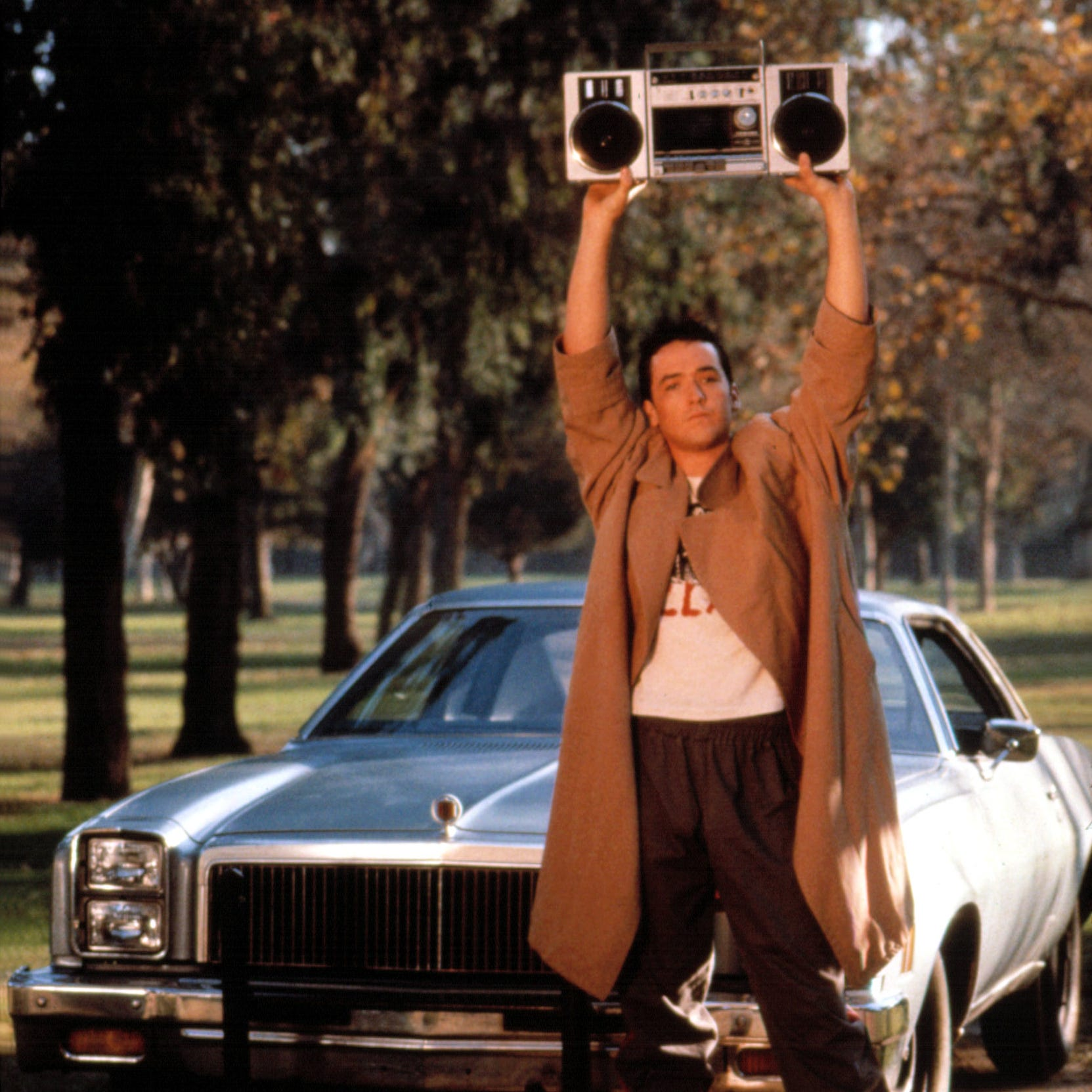 You can see 'Say Anything … ' with John Cusack in Nashville this summer