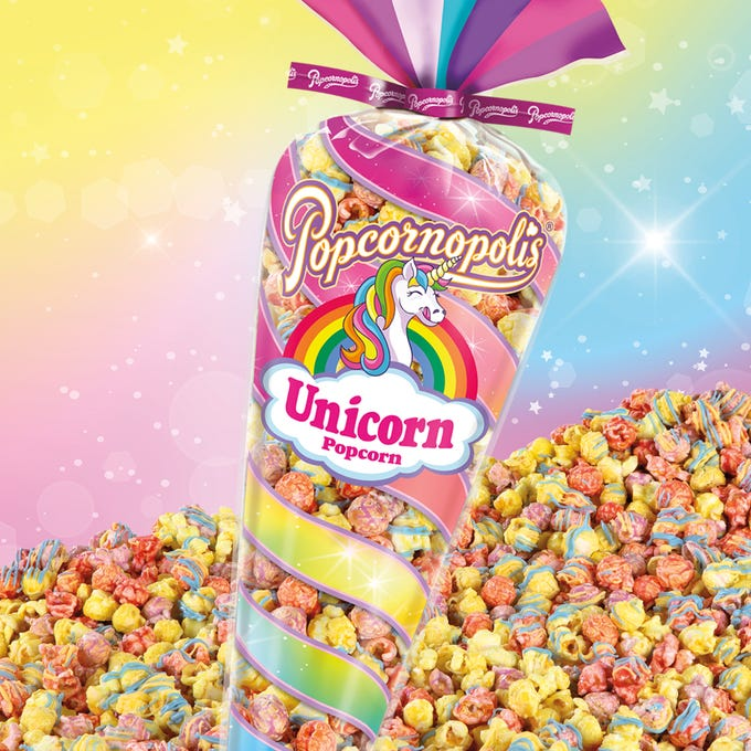 National Unicorn Day brings 'magical' special items