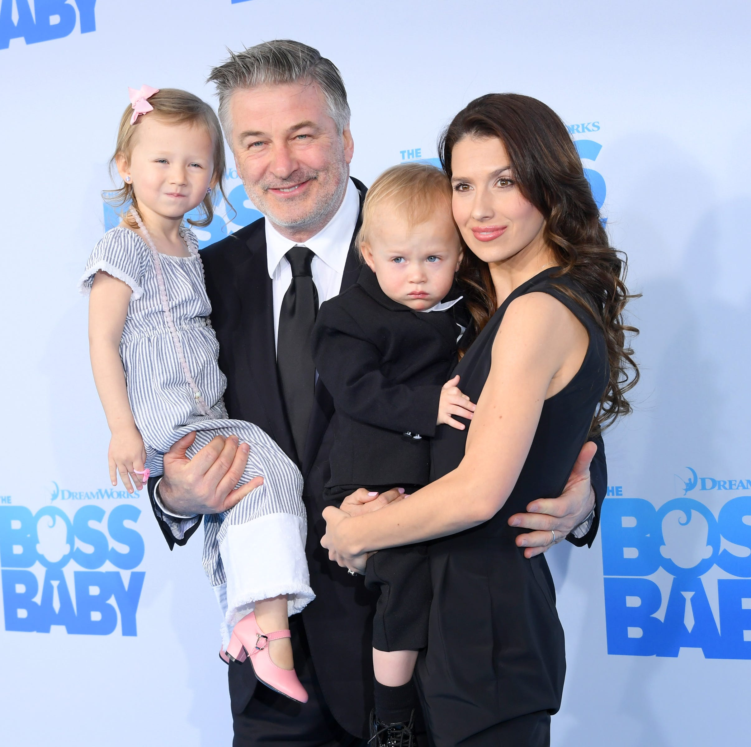 Actor Alec Baldwin and wife Hilaria Baldwin are expecting their fourth child together. This will be Alec's fifth child.