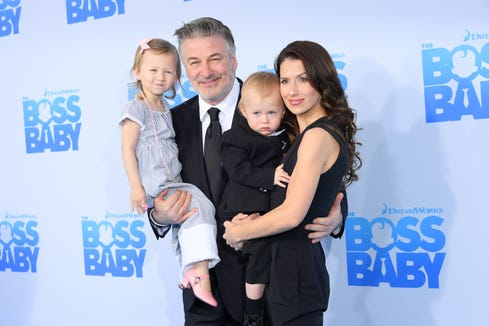 "In an interview on ""Today,"" Hilaria Baldwin opened up about miscarriage."