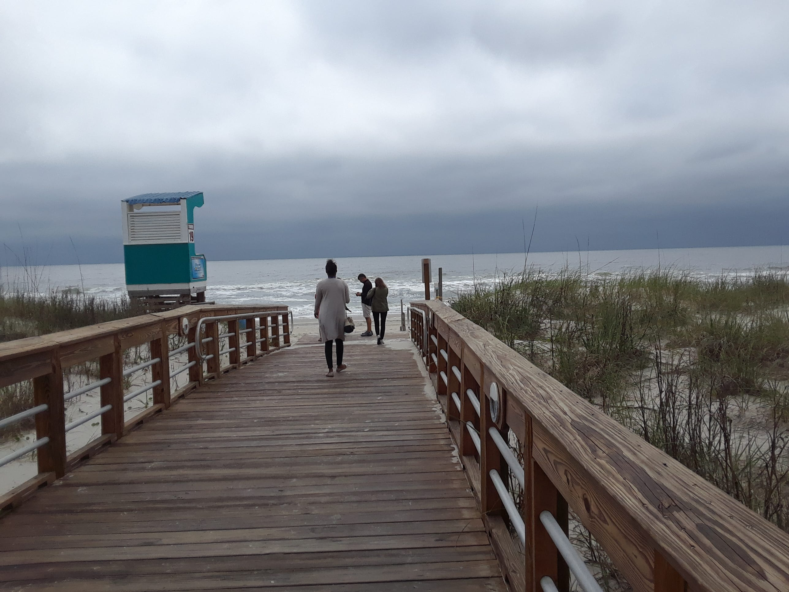 Wilmington is on a narrow peninsula on the Cape Fear River, a bridge across the Intracoastal Waterway from Atlantic-facing Wrightsville Beach. To the immediate south are Carolina Beach and Kure Beach.