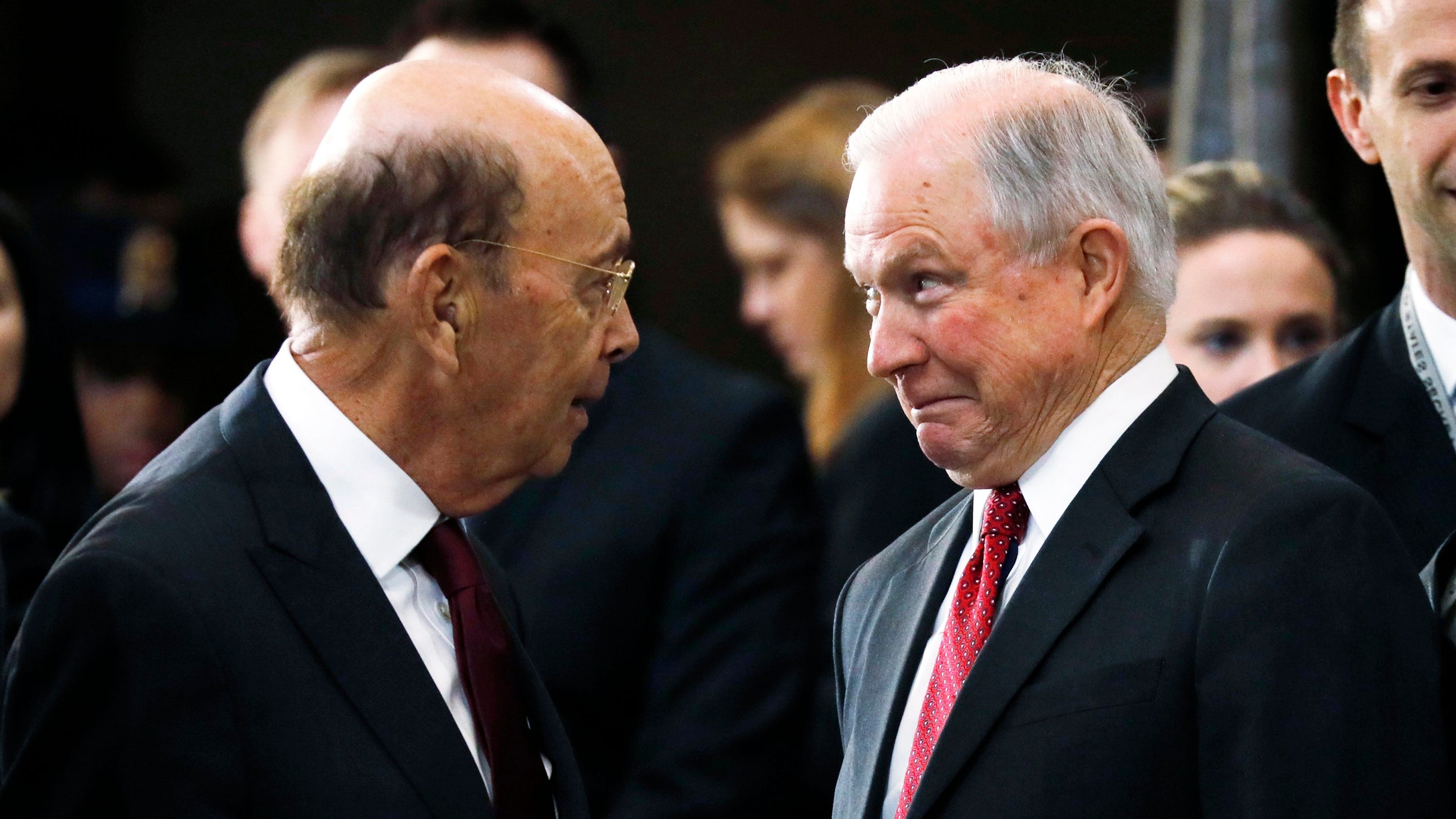 Feds Urged To Improve Transition >> Wilbur Ross Pushed Census Citizen Question For Trump Administration