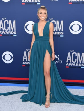LAS VEGAS, NEVADA - APRIL 07: Danielle Bradbery attends the 54th Academy of Country Music Awards at MGM Grand Garden Arena on April 07, 2019 in Las Vegas, Nevada. (Photo by Axelle/Bauer-Griffin/FilmMagic) ORG XMIT: 775313911 ORIG FILE ID: 1141180657