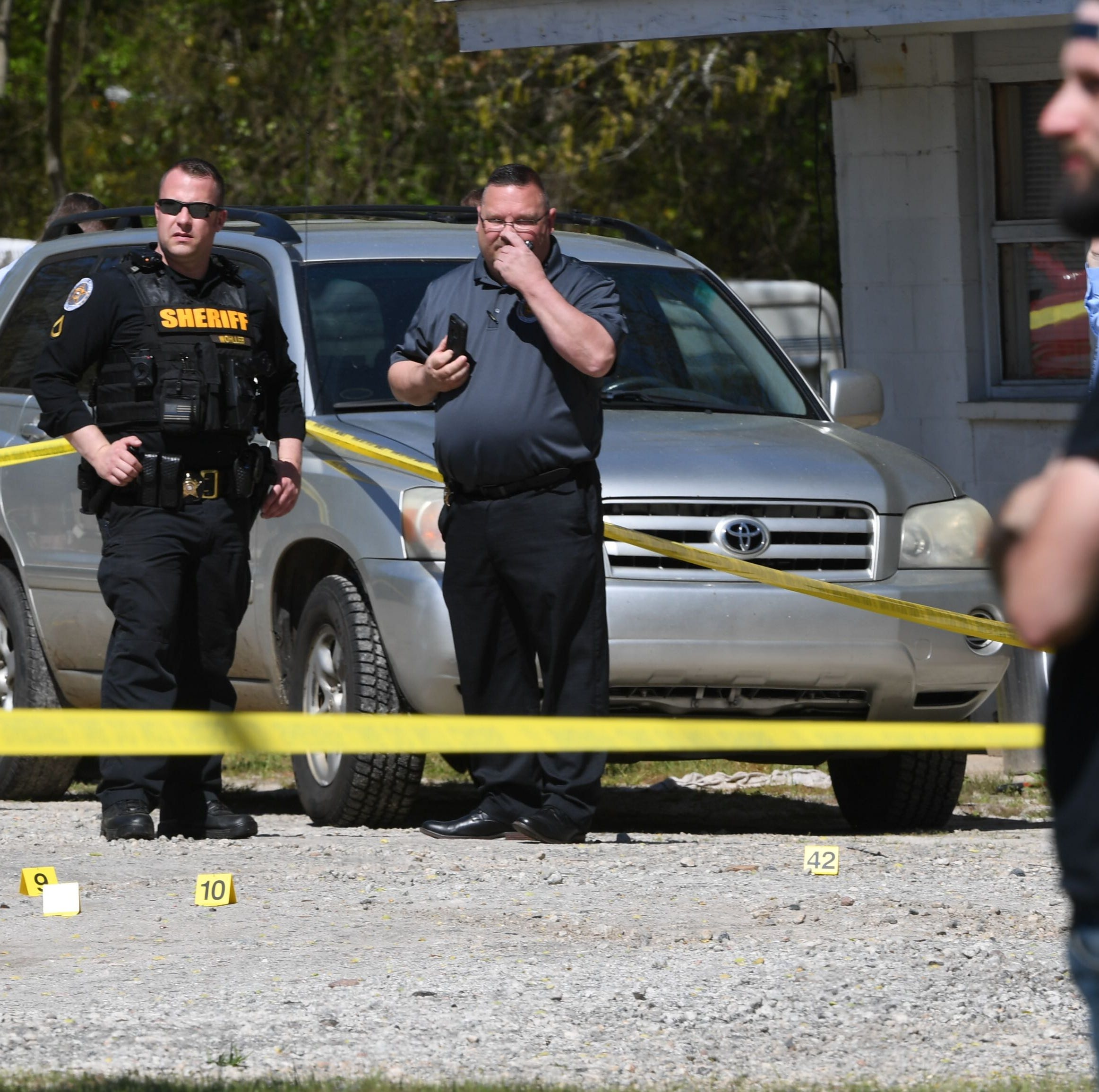 Anderson County Sheriff's Office investigating motel shooting, 2 hospitalized