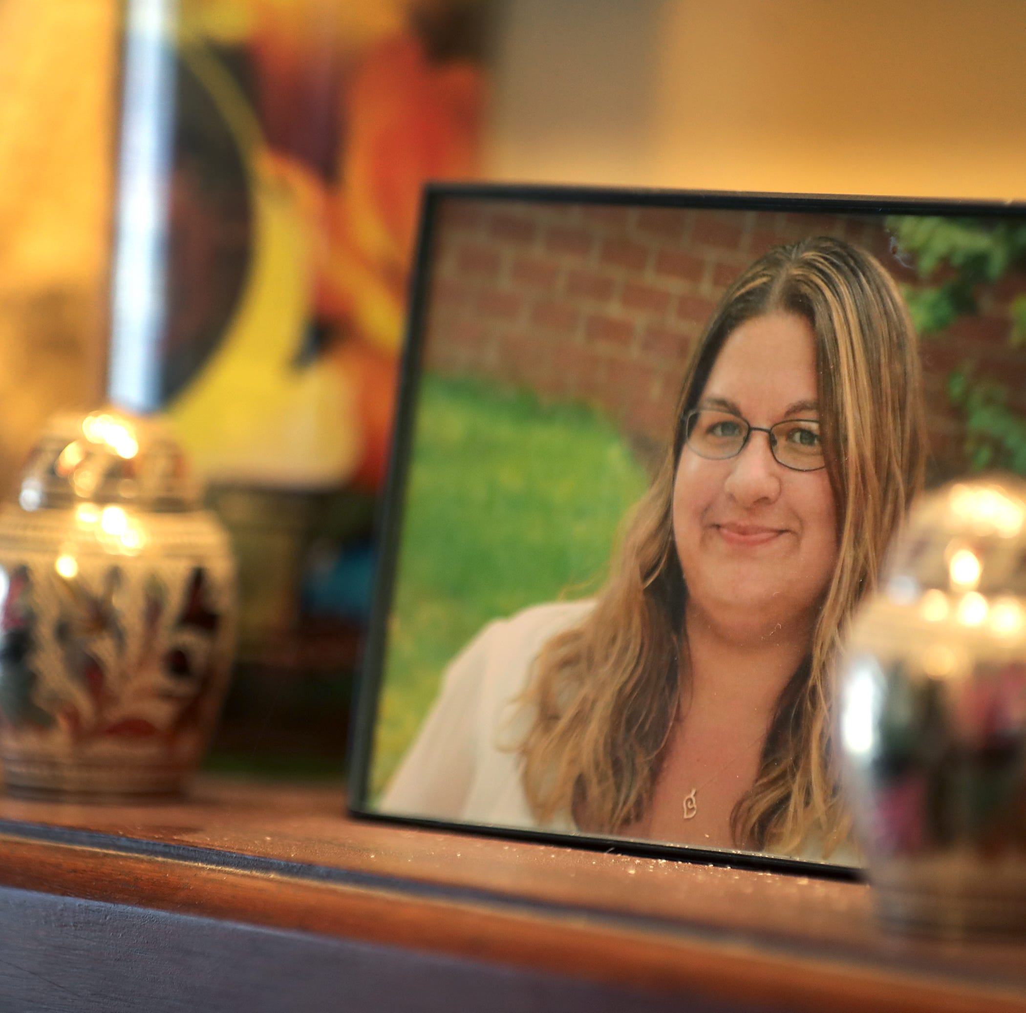 A Kimberly woman chose to end an abusive relationship. Her husband chose to end her life.
