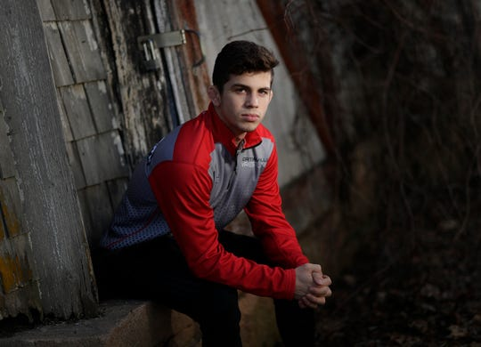 Hortonville's Eric Barnett, a three-time state champion who will wrestle in college at the University of Wisconsin, is the Post-Crescent wrestler of the year.