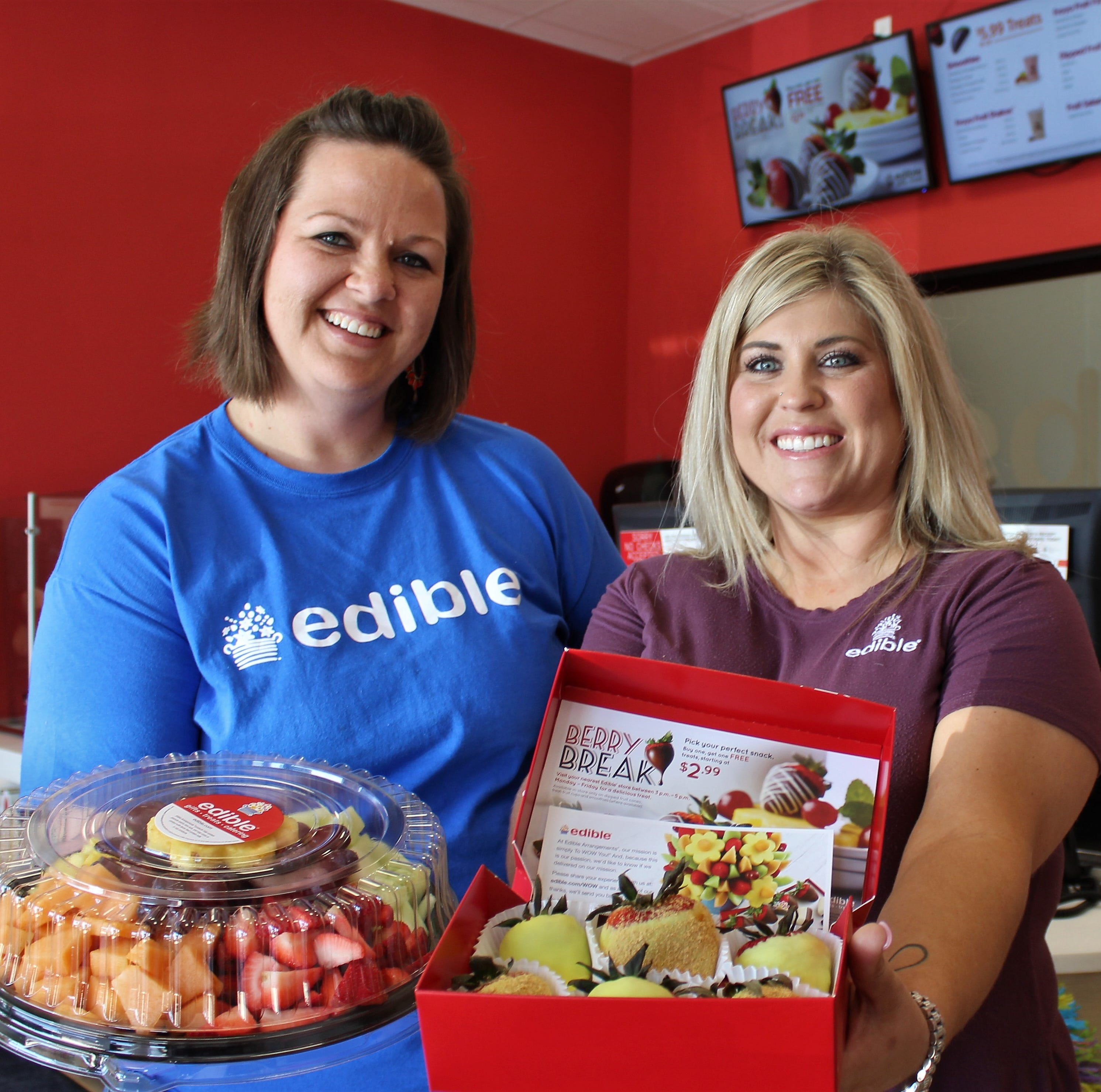 Business has (chocolate-covered) grape expectations for Taste of Abilene