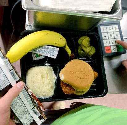 Answer Man: Half of Buncombe students on free/reduced lunch?