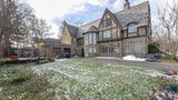 1929 English Tudor designed by prominent Battle Creek architect A.B. Chanel includes seven bedrooms and five bathrooms.