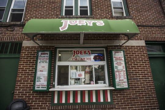 Joey's Italian Ice is located on 200 Oak Hill Avenue in Endicott.
