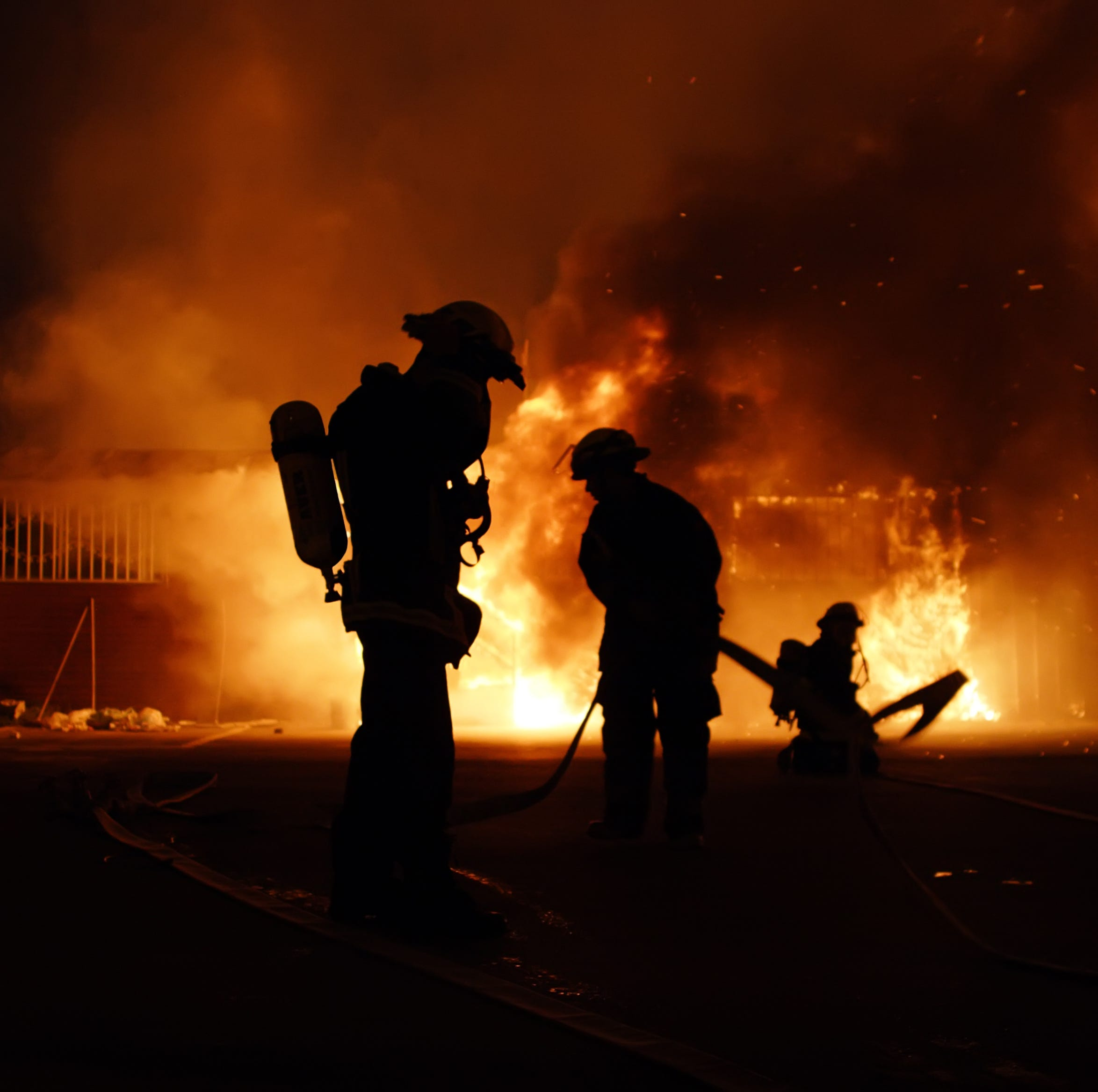 Your Turn: Volunteer firefighters need you, and you need us