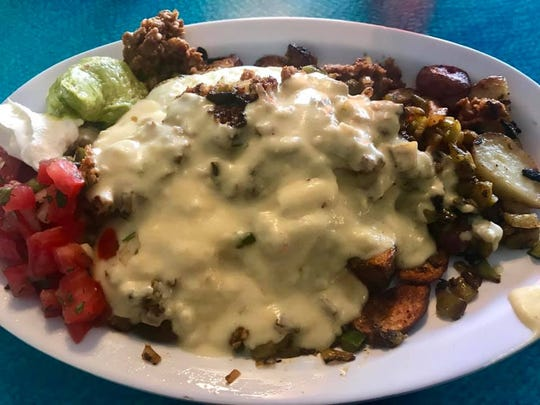 """""""Everything was delicious!"""" Katherine Fridl said about her recent visit to Banana River Cafe in Satellite Beach."""