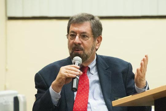 Howard Simon is a retired executive director of the American Civil Liberties Union of Florida.