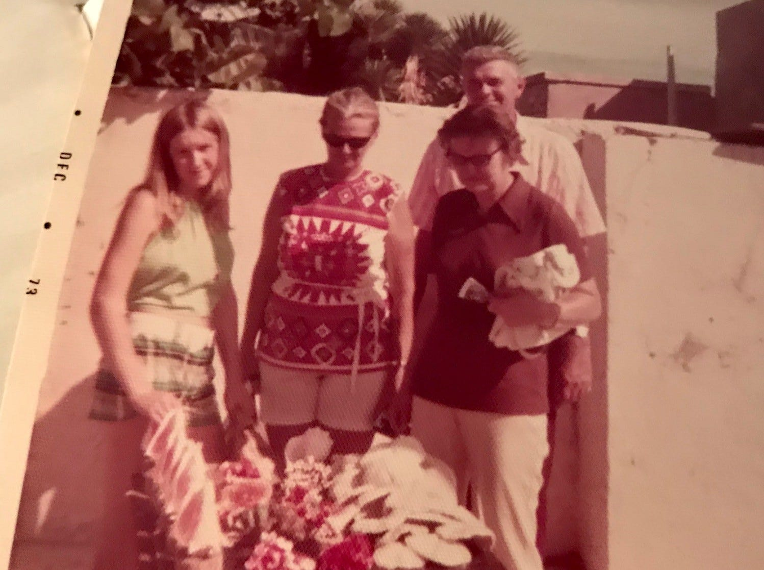 Help ID this family: A photo album found in a Melbourne parking lot in 2011 features shots everyday life: Picnics and ponies. Kids with snowballs. Photos that one by one define days, but taken as a whole, over decades, bring a family's life story into focus.