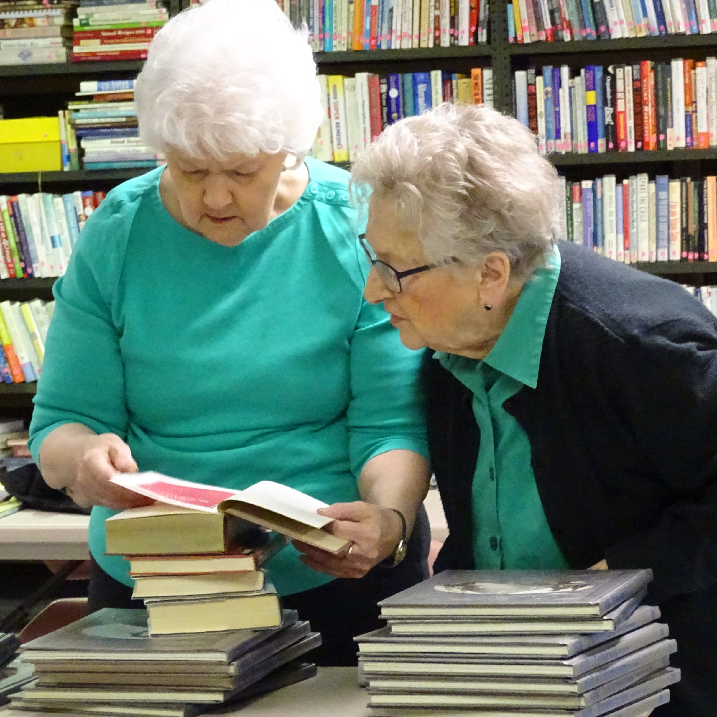 Spring book sale at Bucyrus Public Library starts Thursday