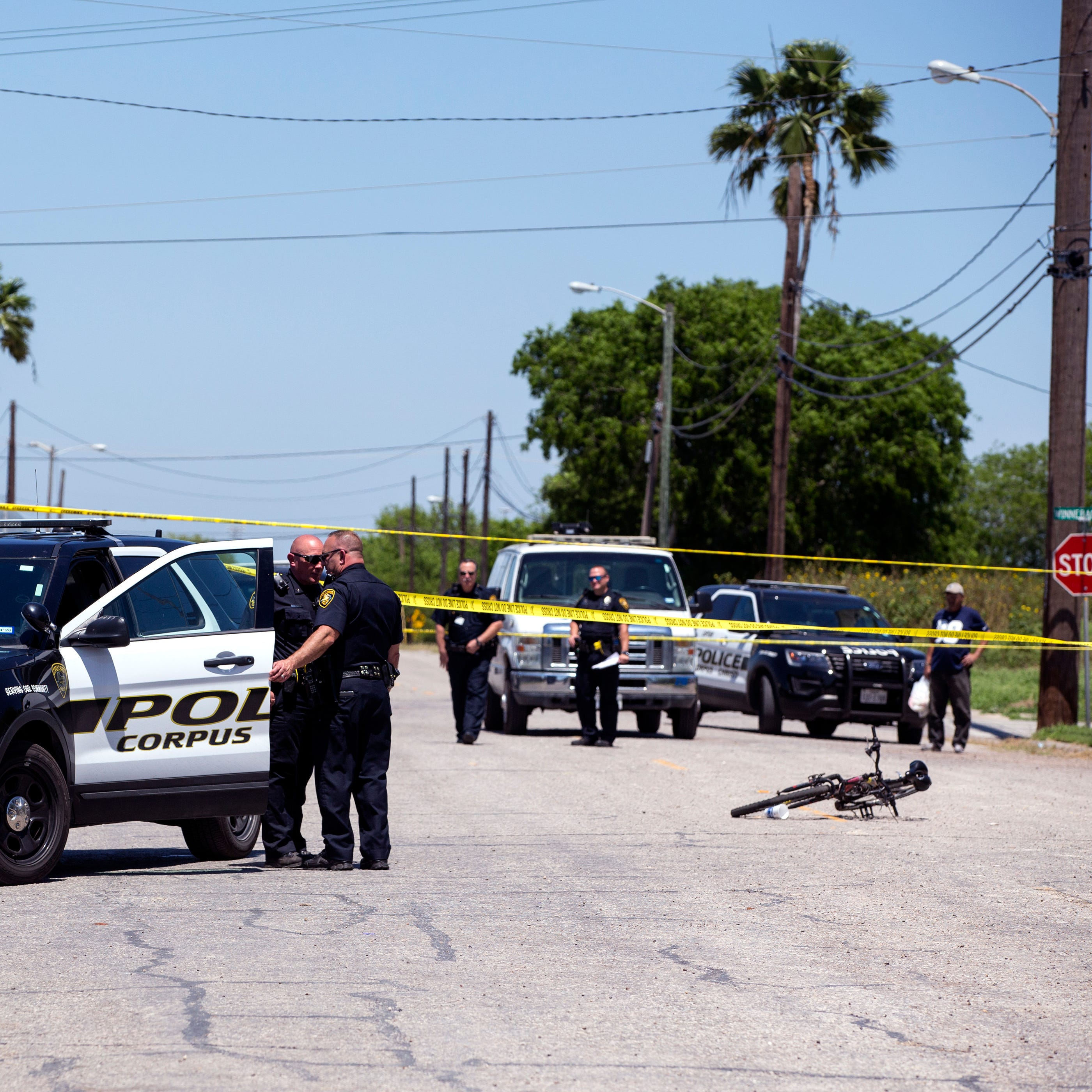 Corpus Christi police: Man, 37, in custody after shooting on Alameda Street