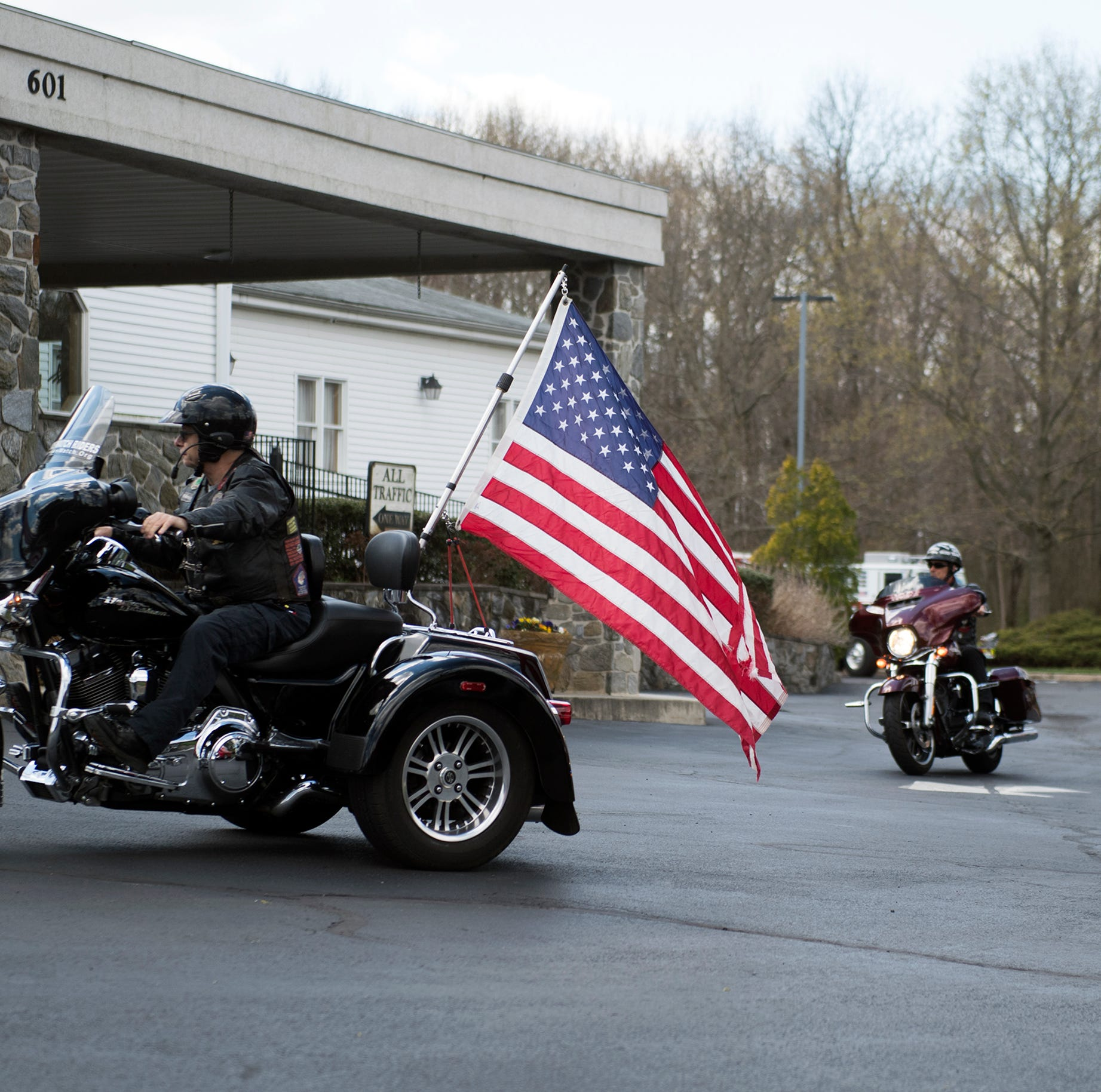 Medford Lakes soldier Nicholas DiMona III returns home with solemn convoy