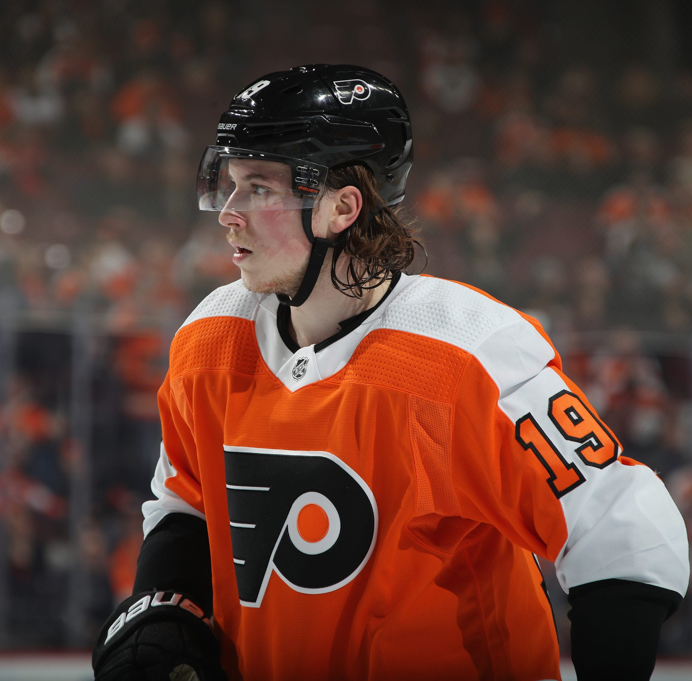 How Nolan Patrick and the Flyers define his game and if they need to add at center