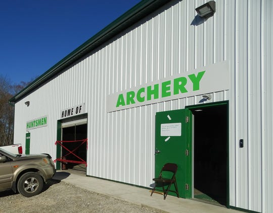 Despite the Huntington Archery Team not being a recognized school sport, the school board voted to construct a practice space for them. It was completed in February 2019.