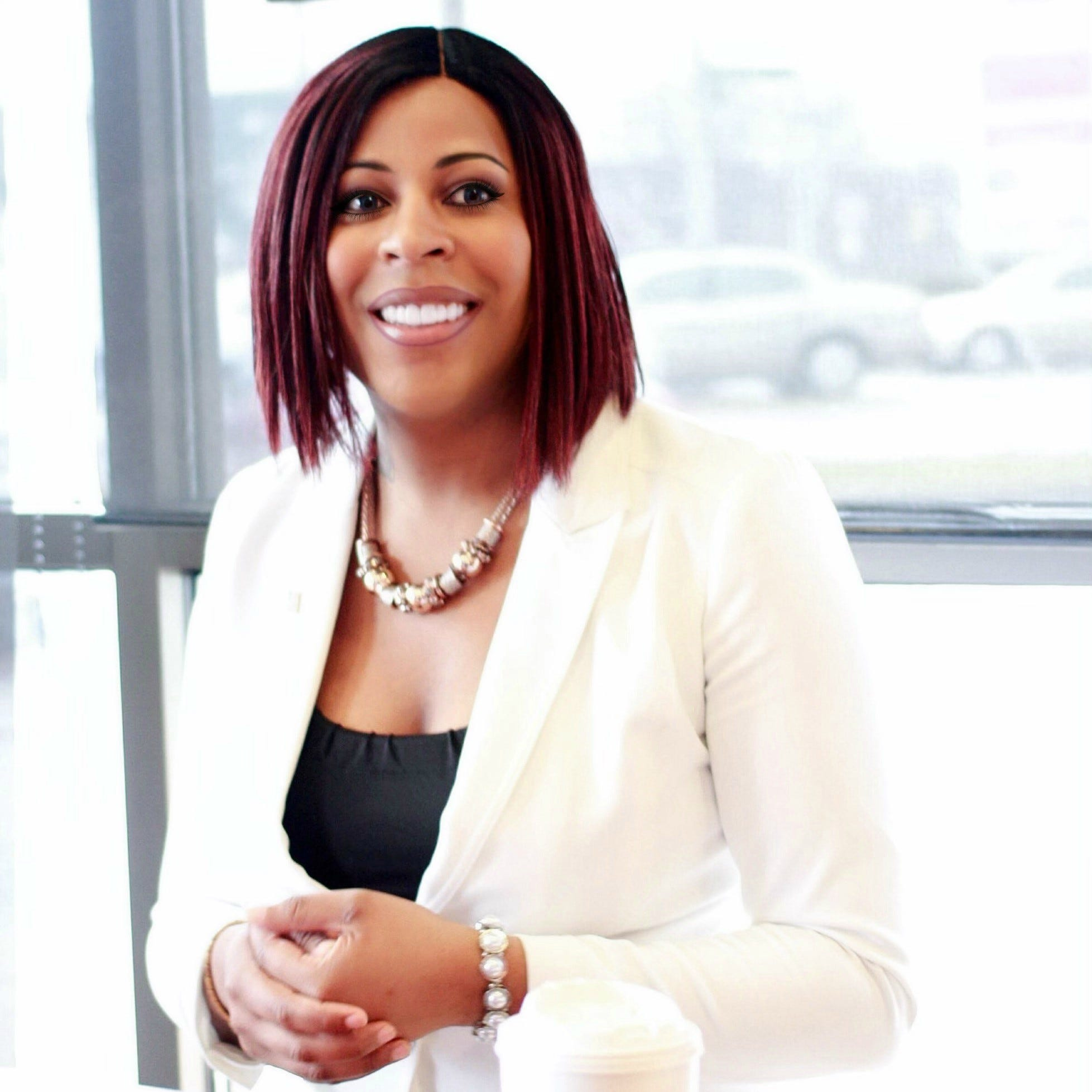Meet presidential candidate Pam Rocker: She's transgender, wants free cars and legal weeds