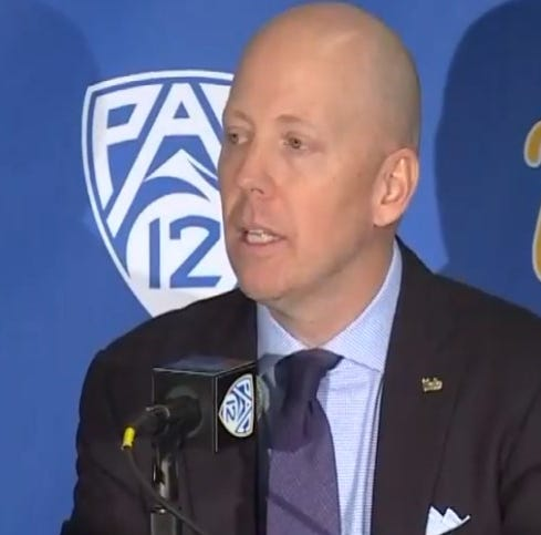 Mick Cronin: 'Recruiting ... a little easier when you put four letters on your chest'