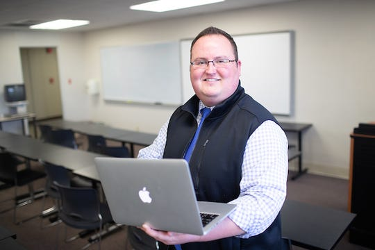 Michael Johnson hopes to one day work as an assistant principal.