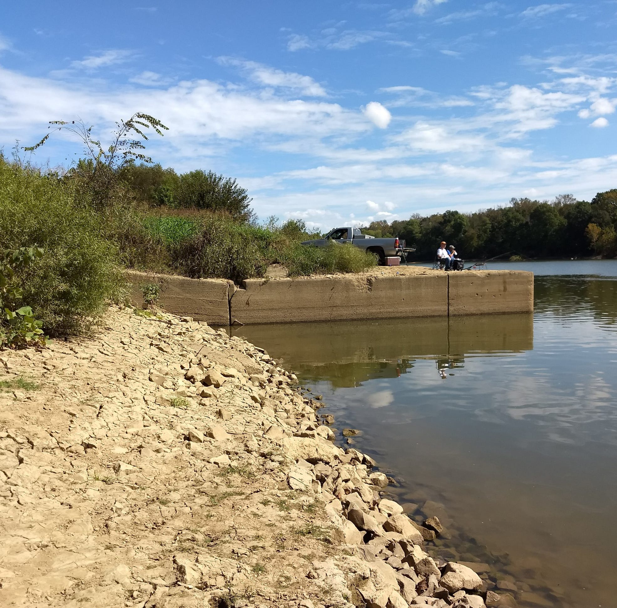 Lock C on Cumberland River to be handed over to Fort Campbell
