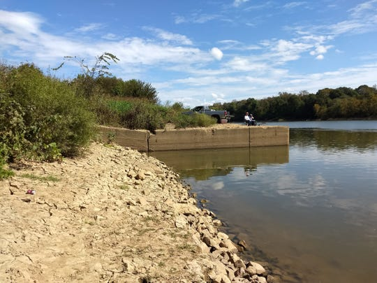 The U.S. Army Corps of Engineers Nashville District is in the process of reassigning Lock C in Montgomery County to the U.S. Army Garrison at Fort Campbell.