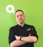 QuickChek Chef Ted Kwiecien