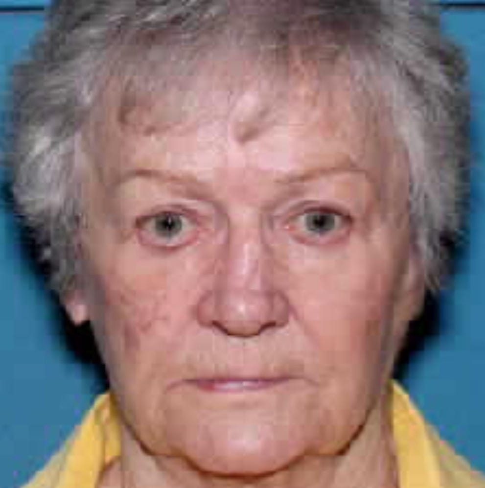 Have you seen this missing 82-year-old woman?