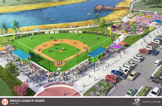 The Waukee Betterment Foundation is launching plans to build a Miracle League and all-inclusive playground at the Waukee Community Park and Youth Sports Complex, north of Hickman Road and east of 10th Street.