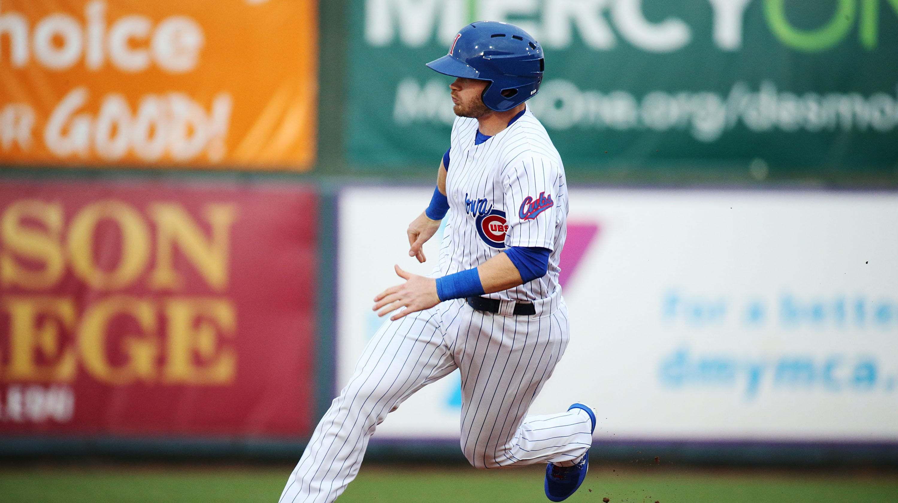 Photos: The Iowa Cubs play their first home game of the 2019 season