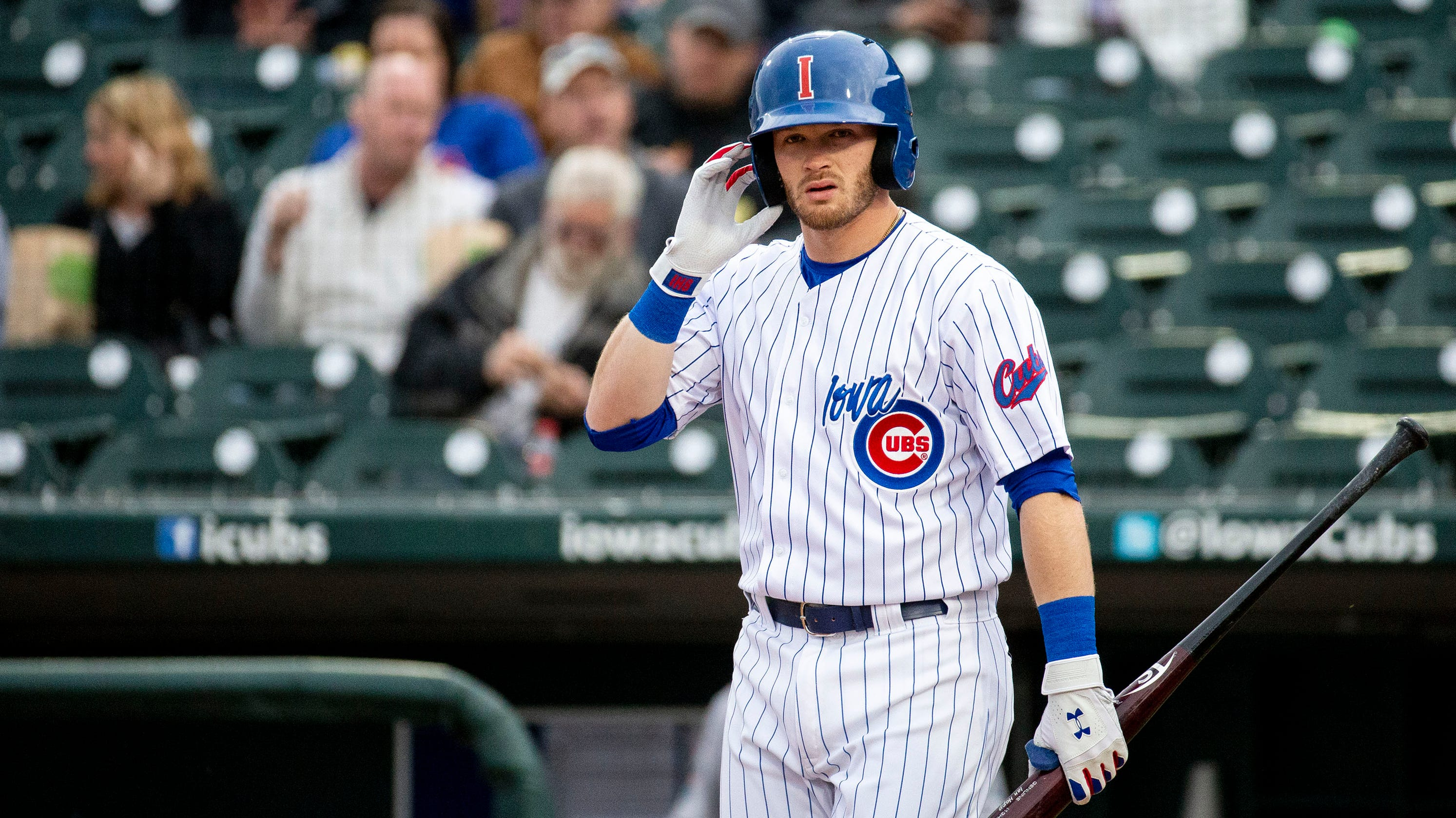 Cubs think Ian Happ has started fixing his problems at the plate