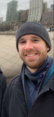 Eric Desplinter, 33, shown in his undated photo. The Iowa native has been missing for three days after hiking in California.
