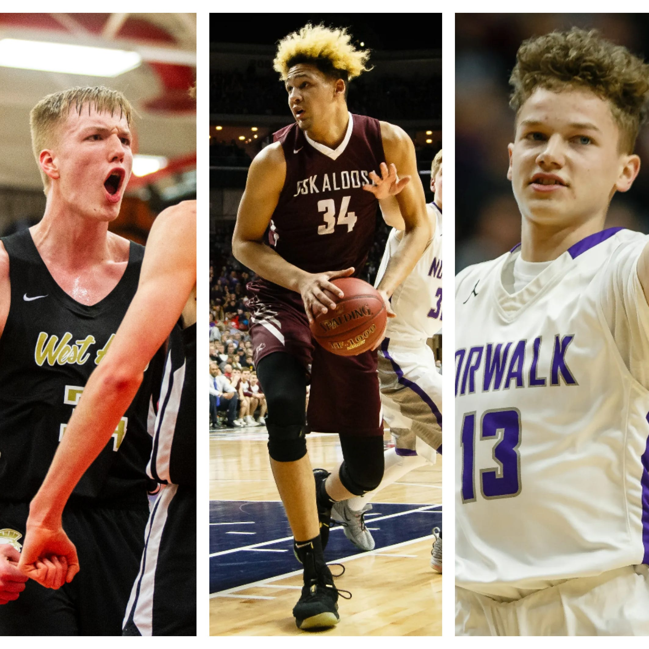 Ranking Iowa's top 15 basketball prospects in the 2020 class