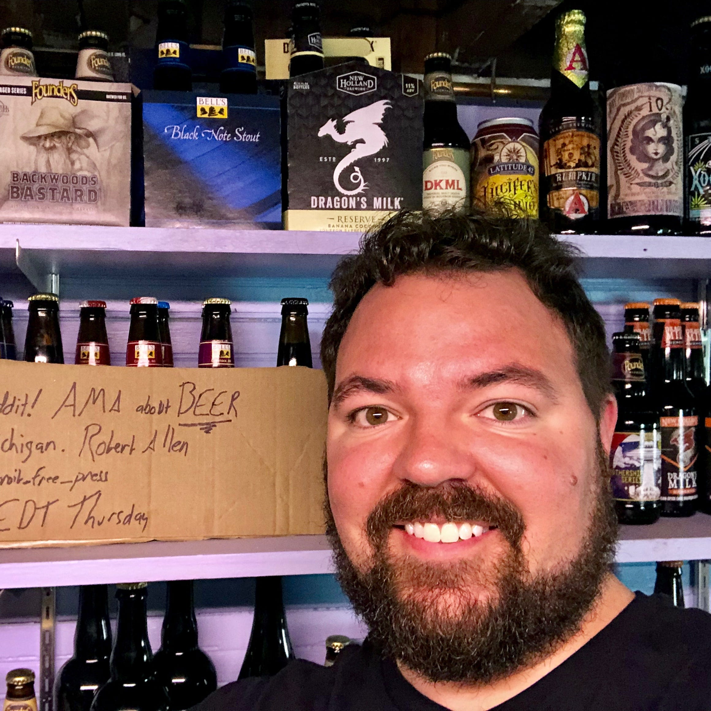 Learn more about Michigan craft beer in our Reddit AMA!