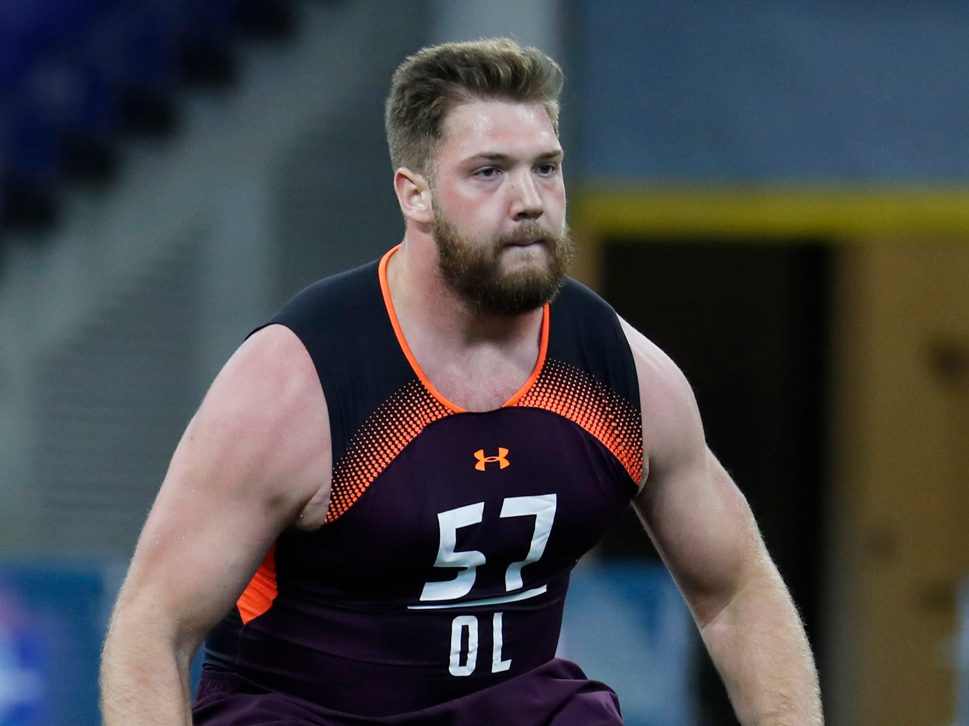14. Atlanta Falcons, OG Jonah Williams, Alabama – Williams isn't a left tackle in the NFL, but he can play just about any other position and the Falcons need help up front.