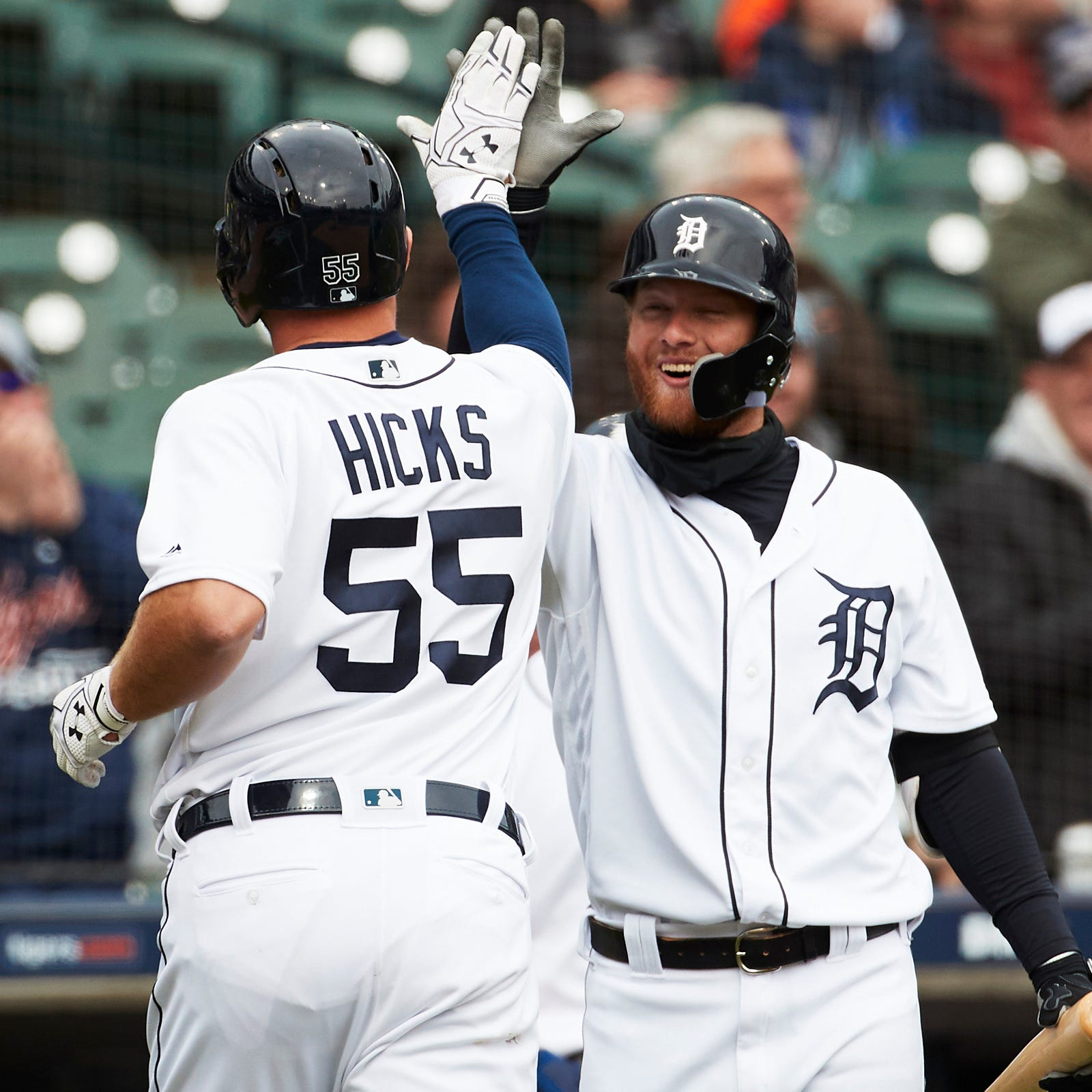 These Detroit Tigers are winning ball games. Sit back and enjoy it