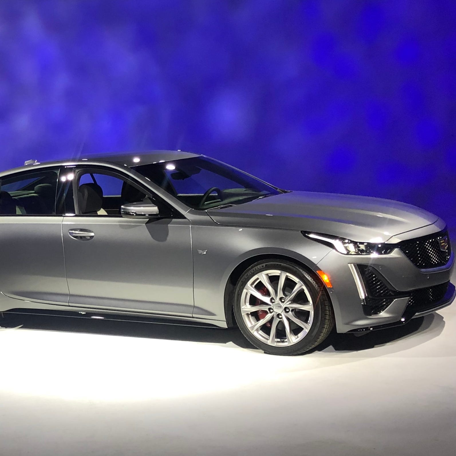 Here's what Cadillac's new CT5 sedan will offer younger buyers