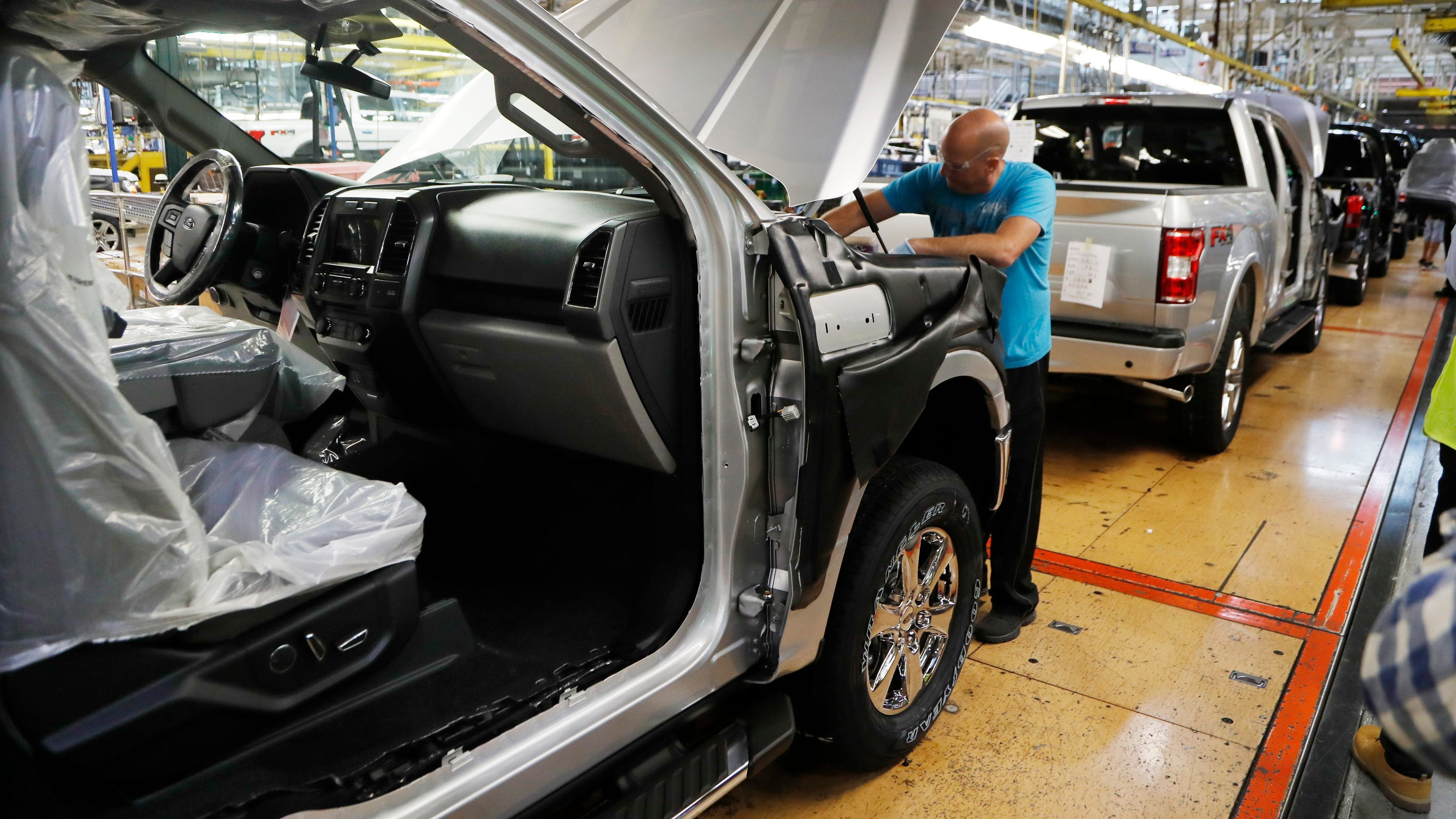 Ford seat, steering recall: F-150, Explorer, Fusion, Fiesta