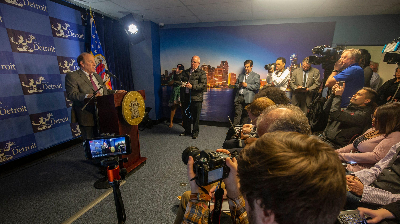 Detroit Mayor Mike Duggan faces recall effort after investigation