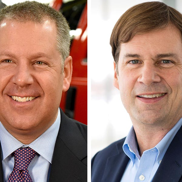 Ford names Joe Hinrichs, Jim Farley to new top leadership roles