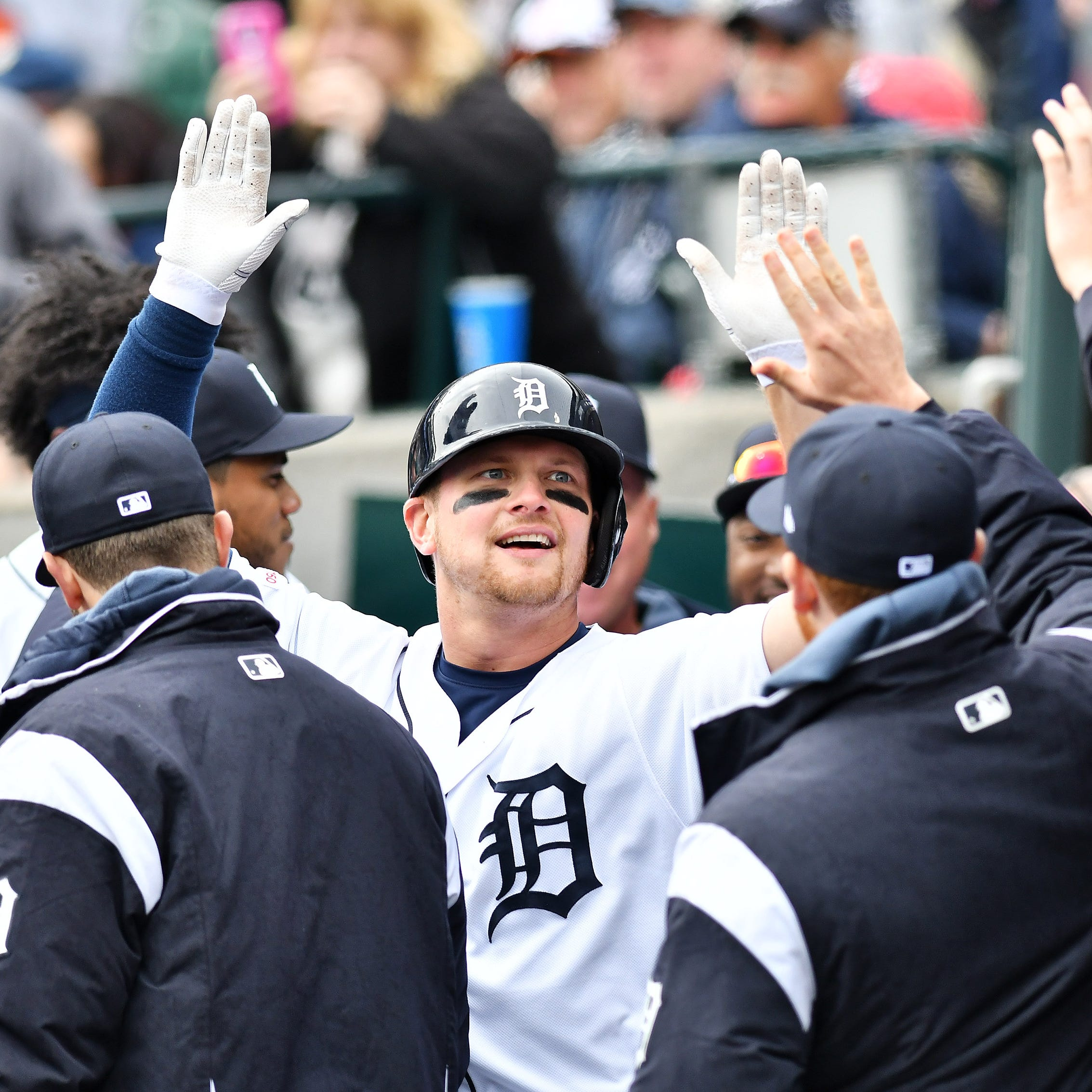 Tigers find their power against Bauer, even series with Indians