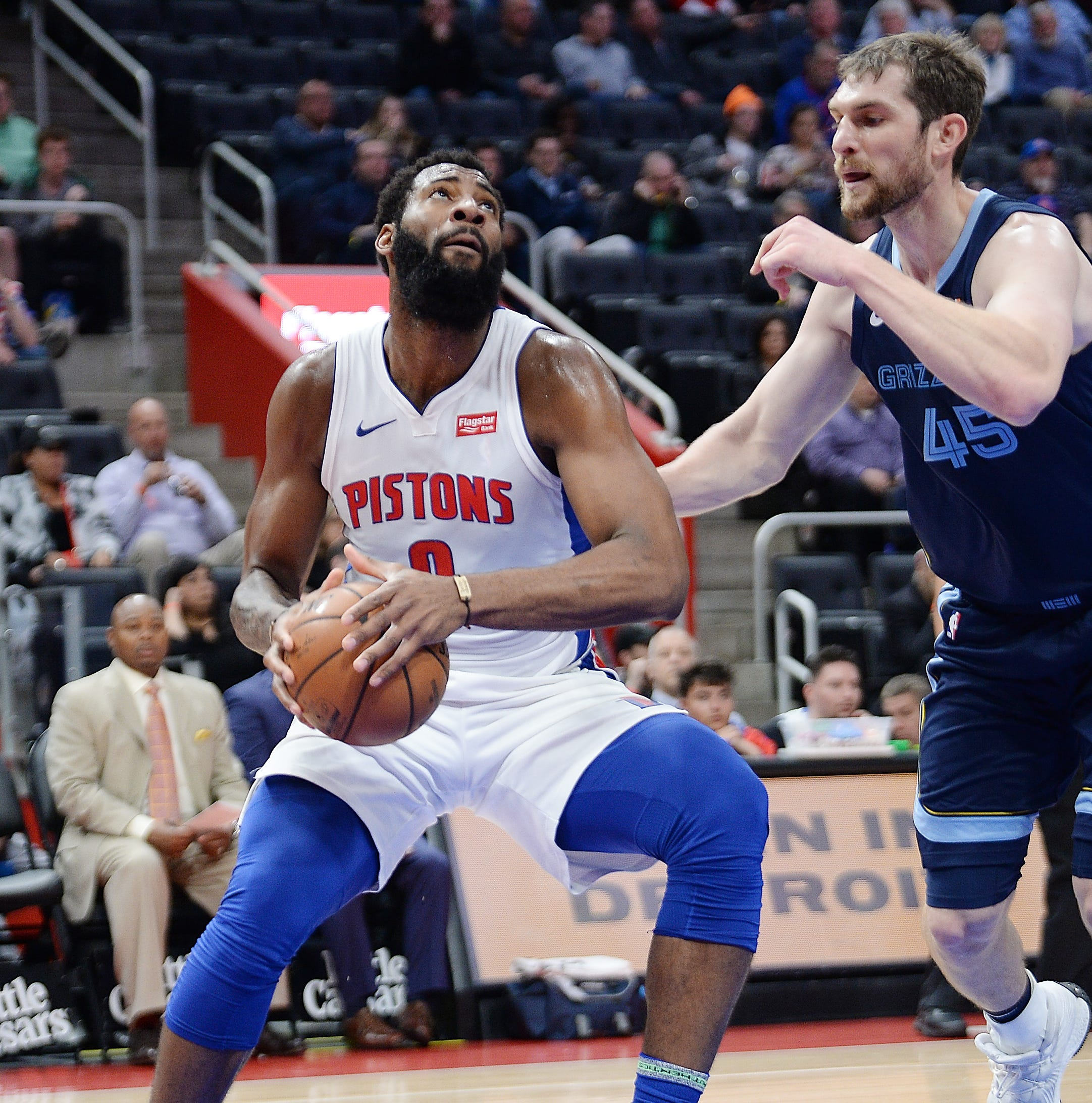 Pistons save face, keep playoff hopes alive in comeback win over depleted Grizzlies