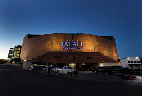 The Palace of Auburn Hills will be demolished and redeveloped into a mixed-use facility.