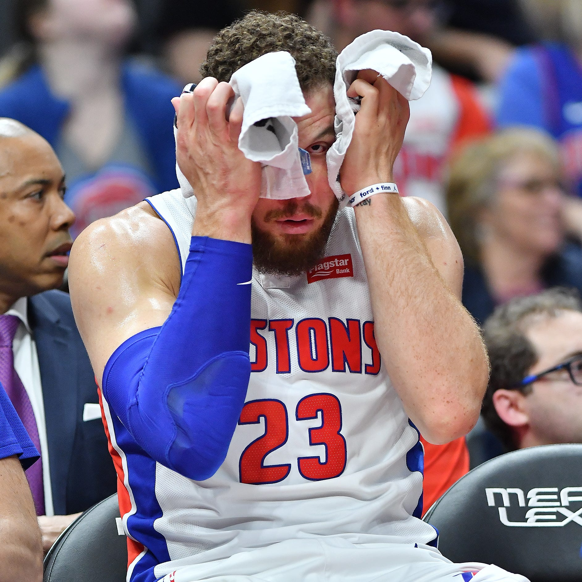 Niyo: Pistons' dire playoff predicament is self-inflicted