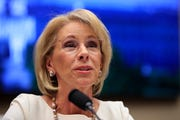 Education Secretary Betsy DeVos is getting raked over the coals for reworking Obama-era guidelines governing Title IX campus sexual assault investigations, Jacques says.