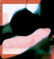 """""""C/2006 P1 (Michigan Central)"""" by Corine Vermeulen at Detroit's David Klein Gallery."""